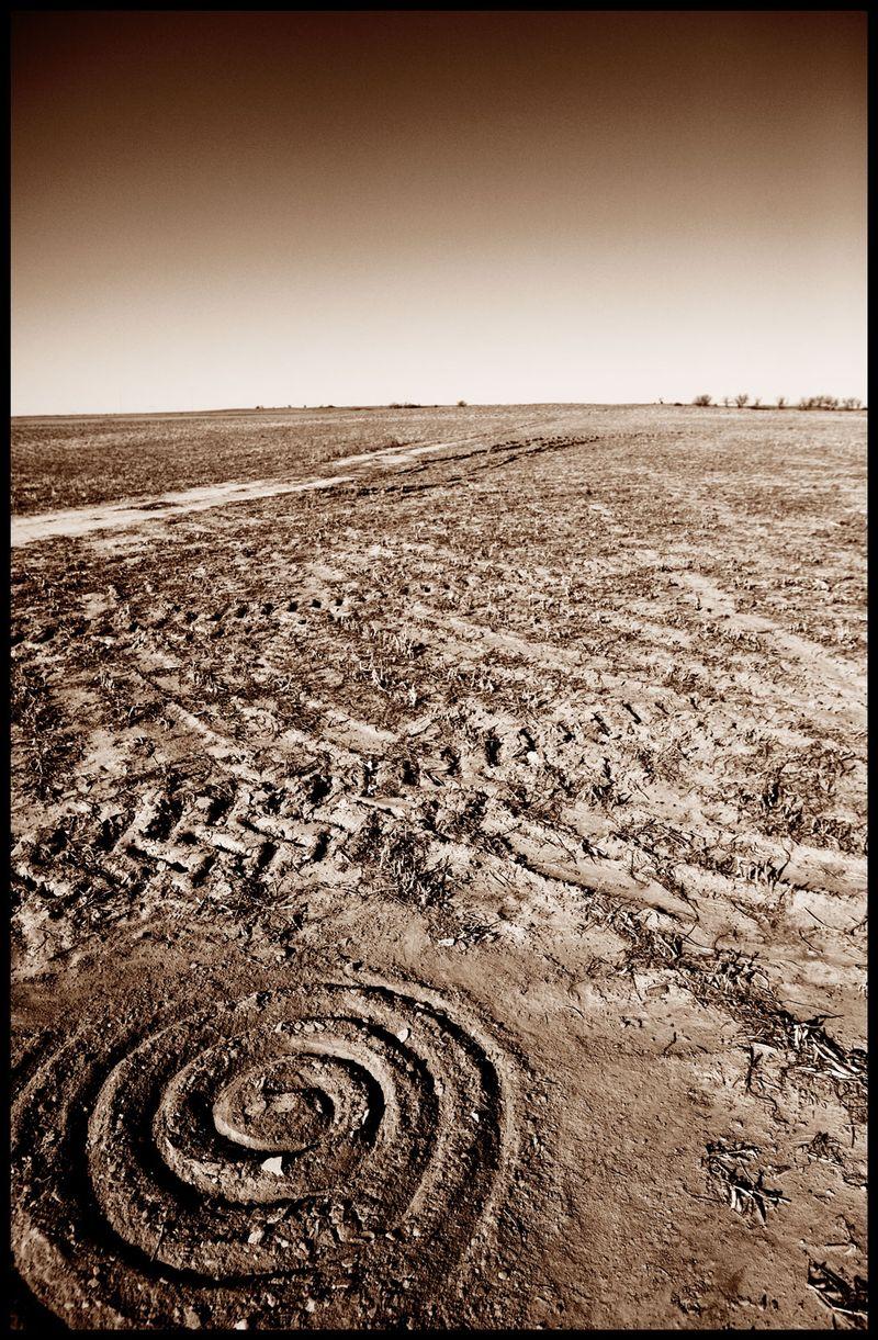 Nebraskan-Field-Spiral-#2