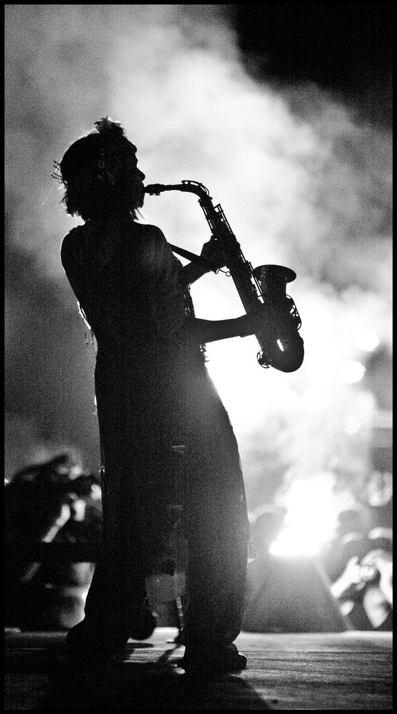 Woman-Sax-Player-#1