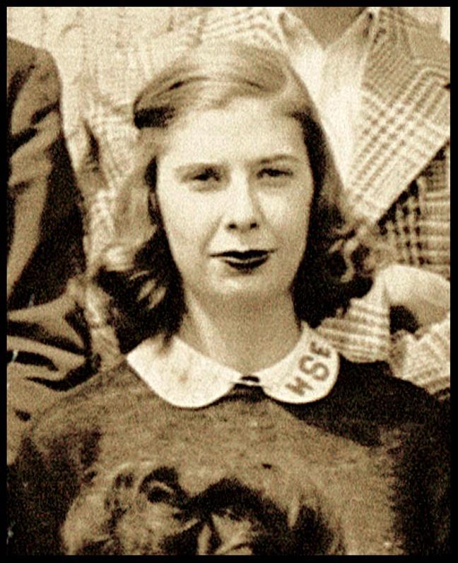Mary-[#2]-at-GWHS-1943-