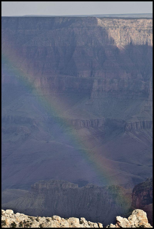 Rainbow-at-North-Rim-#1