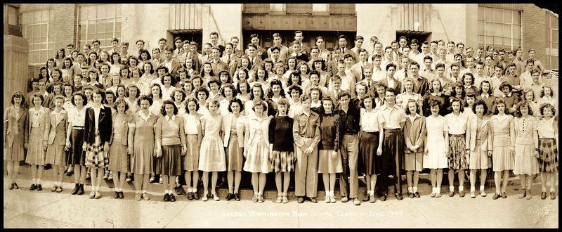 Mary-at-GWHS-1943-#2