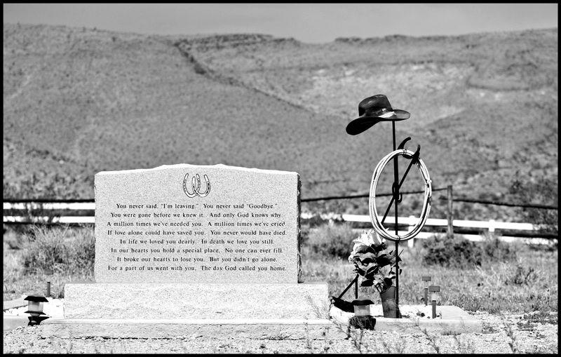 Cowboy-Grave-in-Nevada-#2