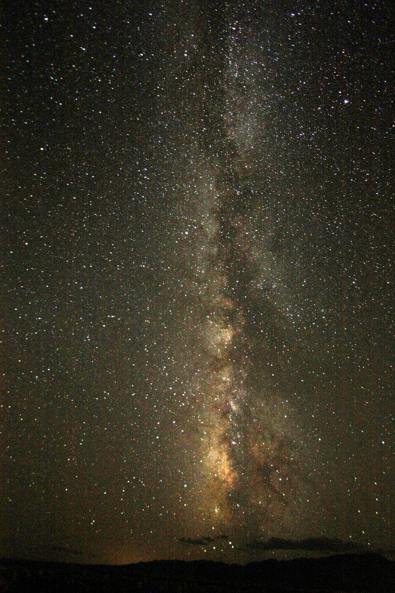 Sagar Godambe's Milky Way