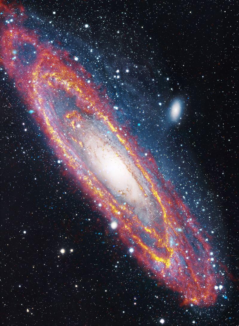 M31_XMM_HERSCHEL_OPTICAL