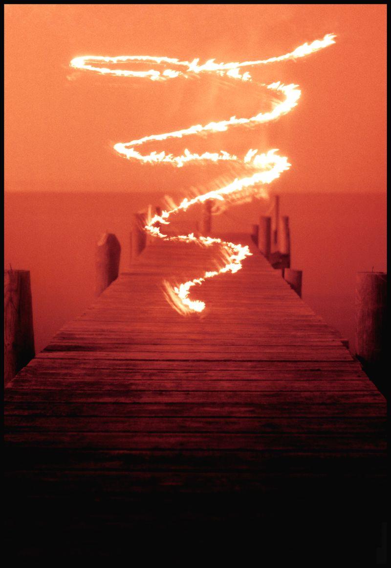 The Pier Spiral 2011 #1