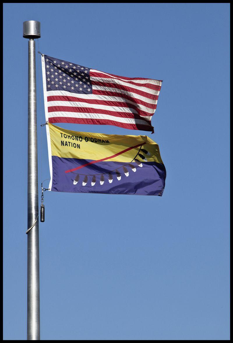 Tohono-Flag-#2