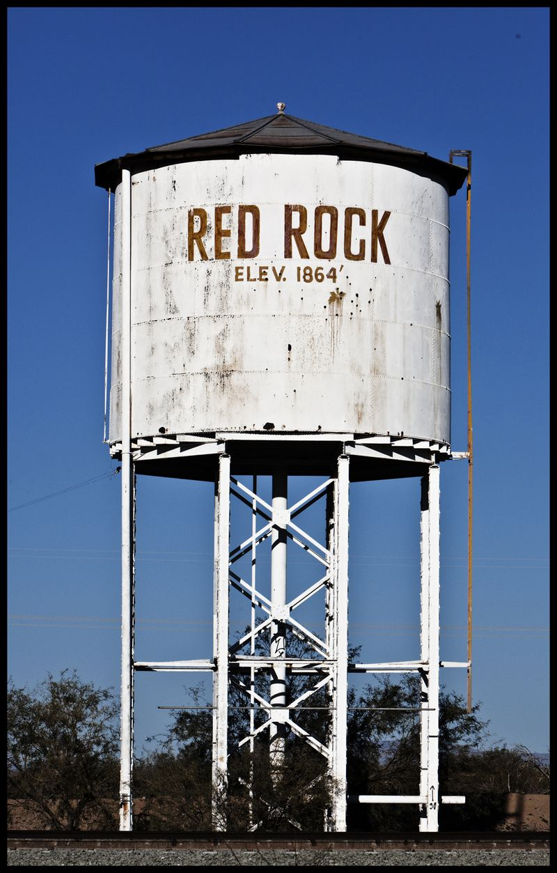 Red-Rock-Tower-#3