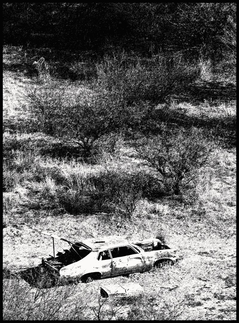 Abandoned-Car-[GP]-#2