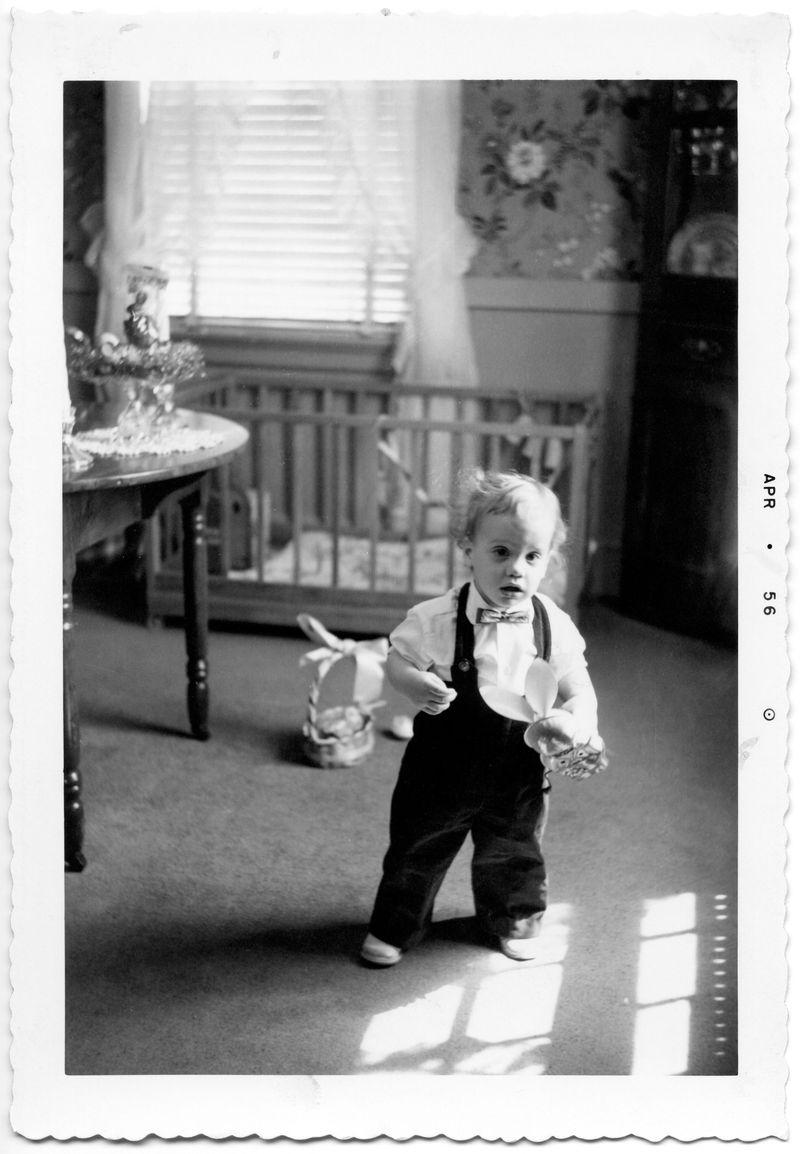 Easter, 1956, Virginia