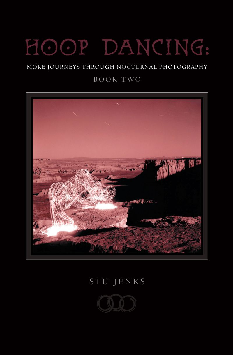 Hoop Dancing Cover by Stu Jenks