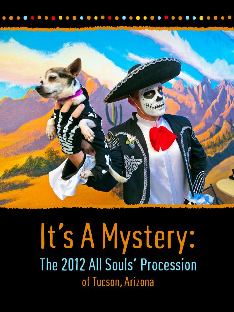 It's A Mystery Cover 2013