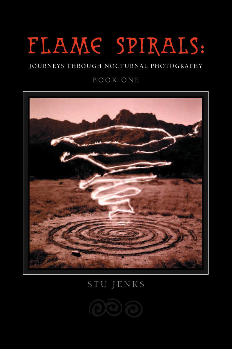 Flame Spirals by Stu Jenks