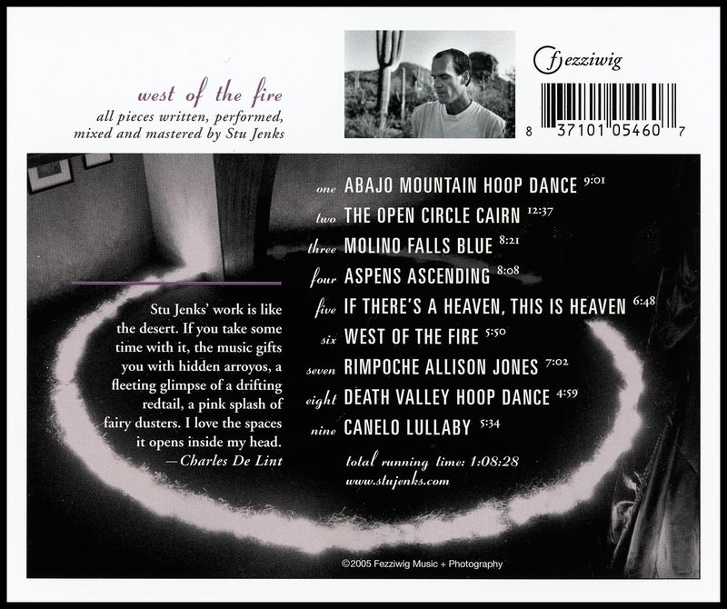 West-Of-The-Fire-Back-Cover-#1