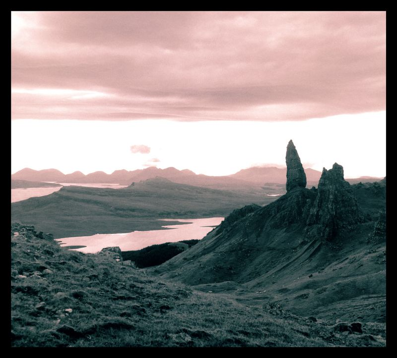 The Old Man Of The Storr, Scotland