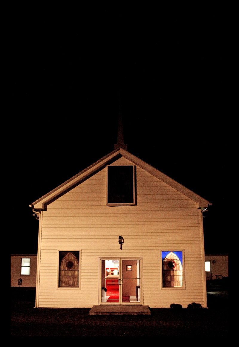 Queen Esther Baptist Church, Virginia