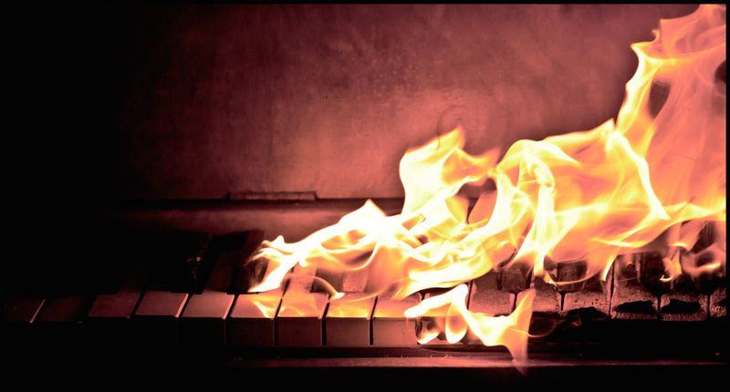 Piano-Burn-D-Major-Reflection-#1