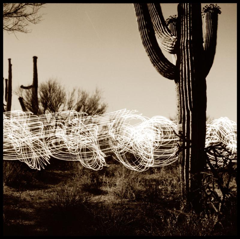 My Ghost Likes To Travel, Arizona