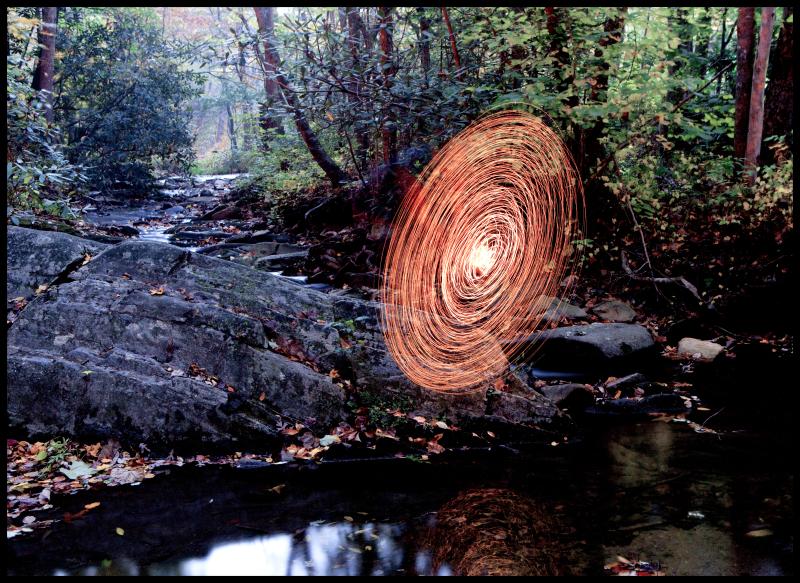 Catawba Falls Hoop #6