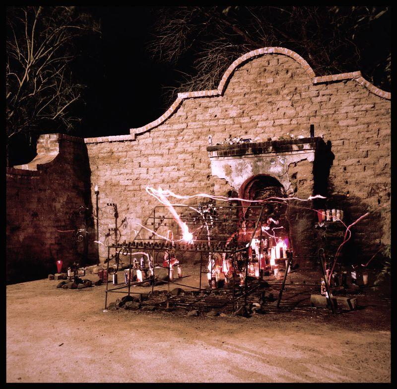 El Tiradito 1996, Arizona