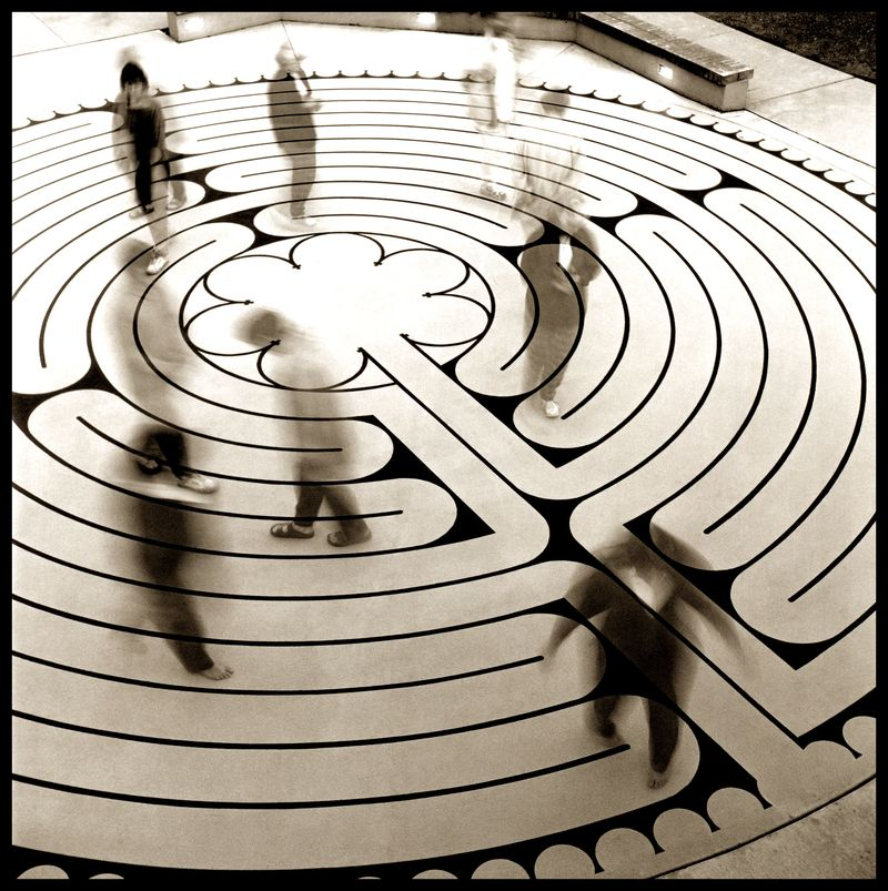 Grace St. Paul's Labyrinth, Arizona