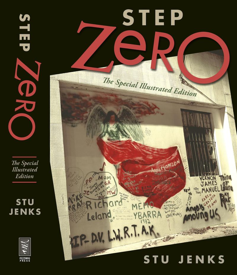 Step Zero SIE Front Cover