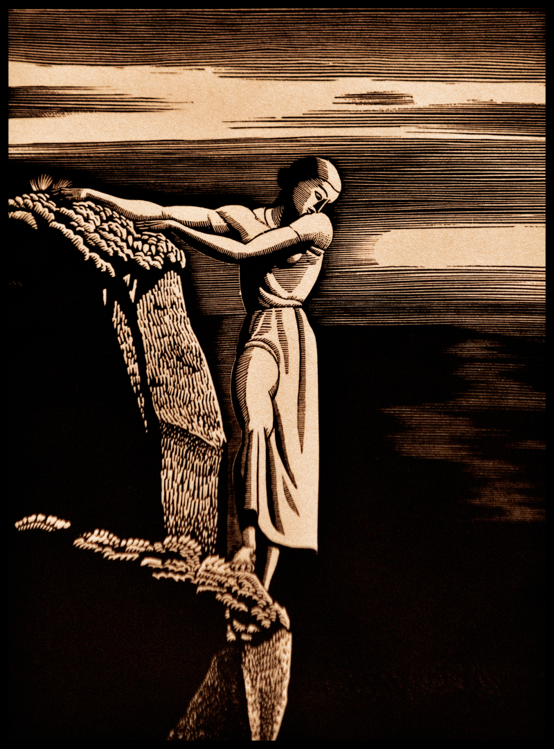 Rockwell-Kent-The-Abyss-1930