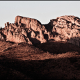 Cochise's-Head-at-Sunset-#17