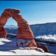 Delicate-Arch-in-Snow-#2