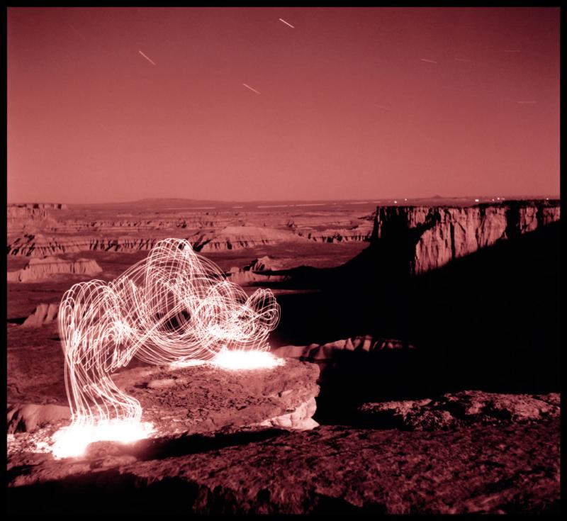 Ghost Horses  Arizona