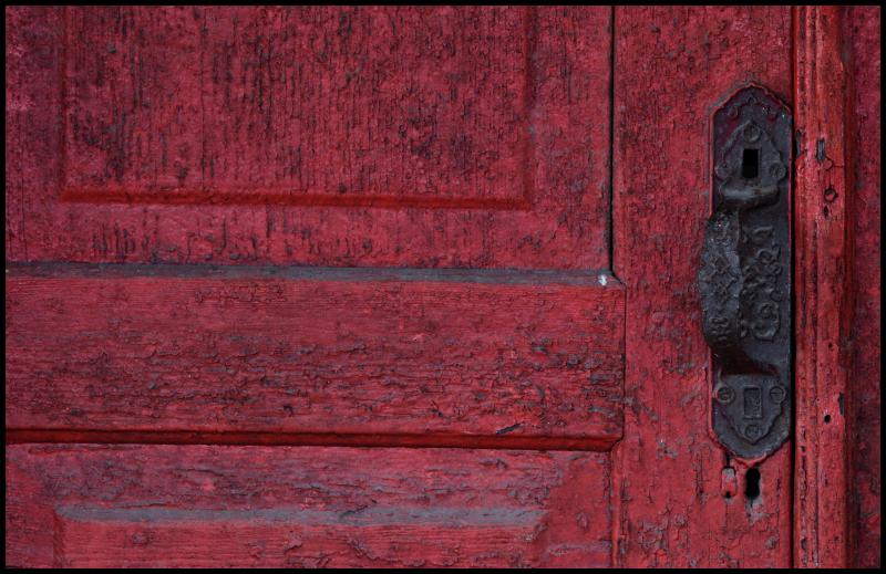 Henry-Red-Door-Knob-#18