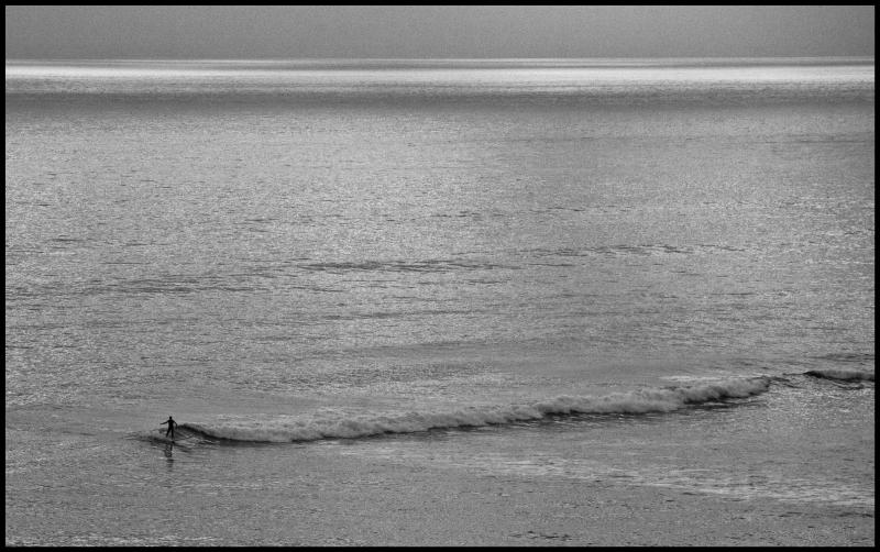 Lone-Surfer-Swami's-Beach-#18