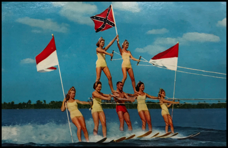 Confederate-Waterskiers-#19