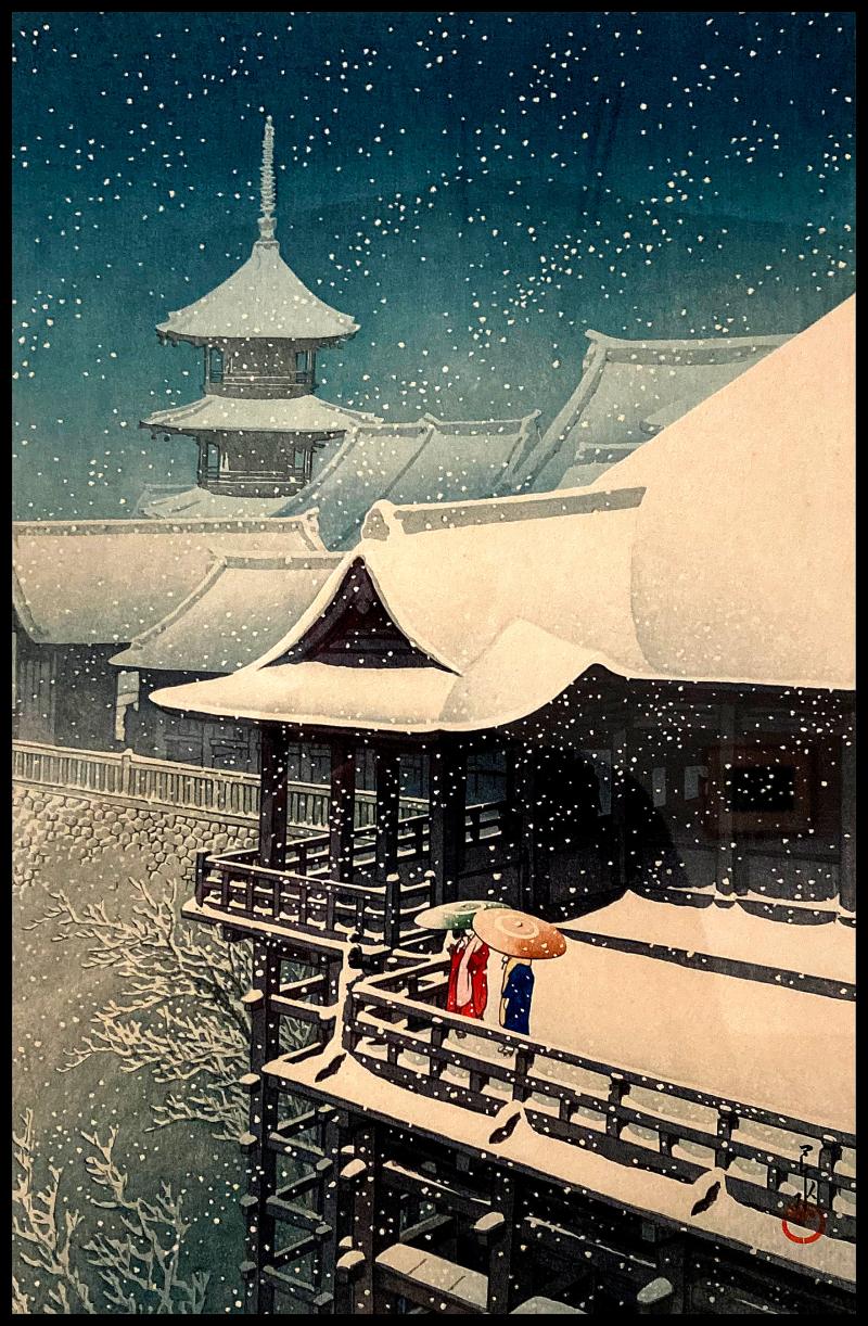 Hasui-Spring-Snow-1932-#21